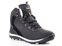 Зимние ботинки на девочек оптом 163153-2 (8пар 36-41)