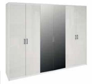 шкаф 6 Д спальня Рома