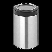 Контейнер для зберігання сипучих продуктів з вікном на кришці,1,4 л Brabantia 485565