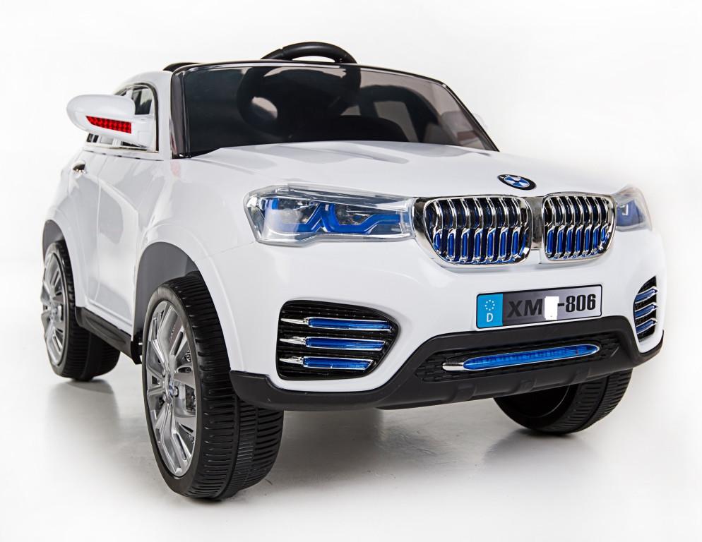 Электромобиль BMW T-782 джип на р.у. 2V7AH мотор 2*35W с MP3 120*72*60