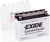 Аккумулятор для мотоцикла Exide EB16AL-A2 = YB16AL-A2