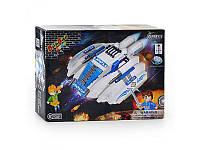 Конструктор BANBAO 6408 Космический корабль, 252 дет., фигурки 2 шт.