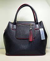 Классная стильная сумка из экокожи. новинка. ремень через плече в комплекте
