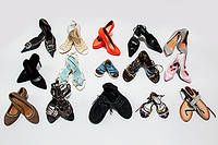 Секонд хенд оптом женская обувь SRS Company