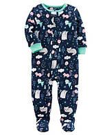 Тёплая пижама 4-5 лет