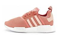 Женские кроссовки Adidas NMD rose pink (Реплика ААА+)