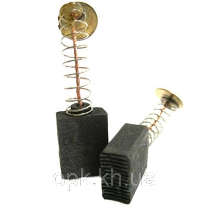 Щетки угольно-графитовые тст-н 8*14,5 мм (контакт - пятак, длина провода - 23 мм, комплект - 2 шт)