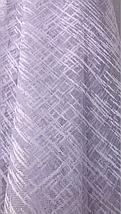 Тюль жаккард высота 1.2м IDAHO, фото 2