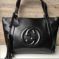Сумка Gucci Гуччи натуральная кожа ss258484 Кожаные женские сумки, сумочки кожа.