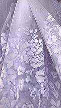 Тюль жаккард высота 1.1м MEREK, фото 3