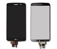 Оригинальный дисплей (модуль) + тачскрин (сенсор) для LG Ray X190   Zone X180 X180G (черный цвет)