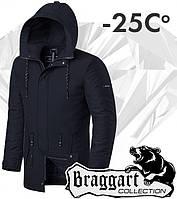 Braggart 'Black Diamond'. Парка зимняя 9062 графит