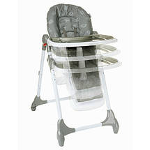 Стульчик для кормления 4 Baby  Decco (Grey), фото 2