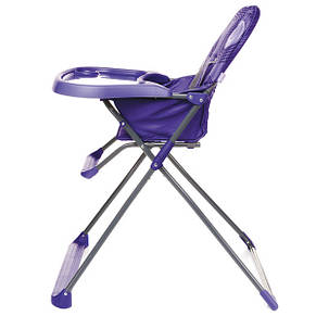 Стульчик для кормления 4 Baby New Flower (Purple) фиолет, фото 2