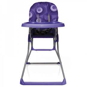 Стульчик для кормления 4 Baby New Flower (Purple) фиолет, фото 3