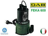 FEKA 600 - Погружной дренажный насос