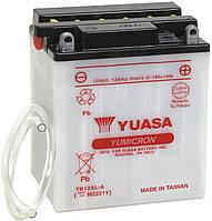 Аккумулятор для мотоцикла Yuasa YB12AL-A2