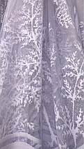 Тюль жаккард высота 1.15-1.2м ISIS, фото 2
