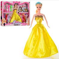 Кукла с нарядами и аксессуарами набор для девочки