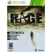 ИГРЫ ДЛЯ XBOX 360 RAGE: ANARCHY EDITION  регион NTSC