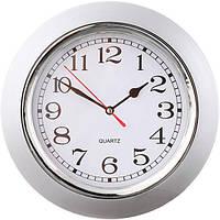 Часы настенные Office серебряный 24.5 см N51130949