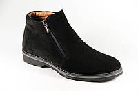 Мужские ботинки из натуральной кожи TH311BV