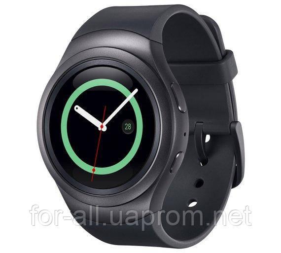 Умные часы от Samsung круглой формы