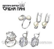 Какие бывают комплекты серебряных украшений?
