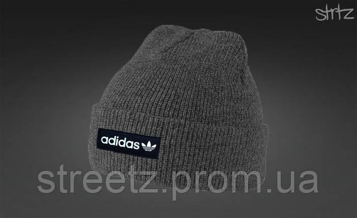 Зимняя шапка Adidas Originals / Адидас, фото 2