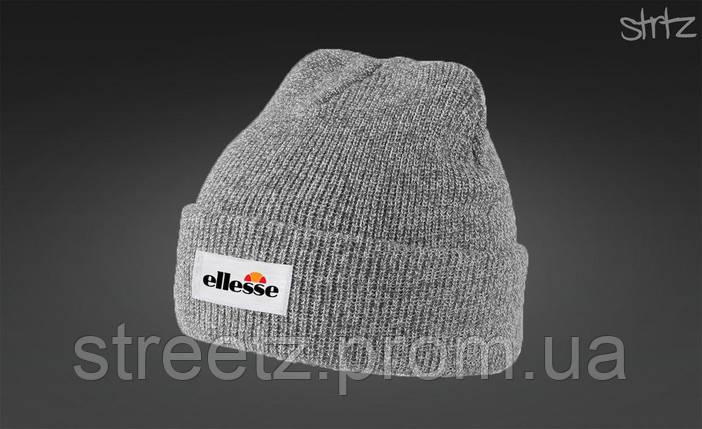 Зимняя шапка Ellesse Melange Winter Beanie, фото 2