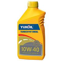 Масло моторное Yuko Turbosynt Diesel 10W-40 1 л N40740095