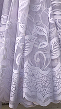 Тюль жаккард высота 1.1м BAYIR, фото 2