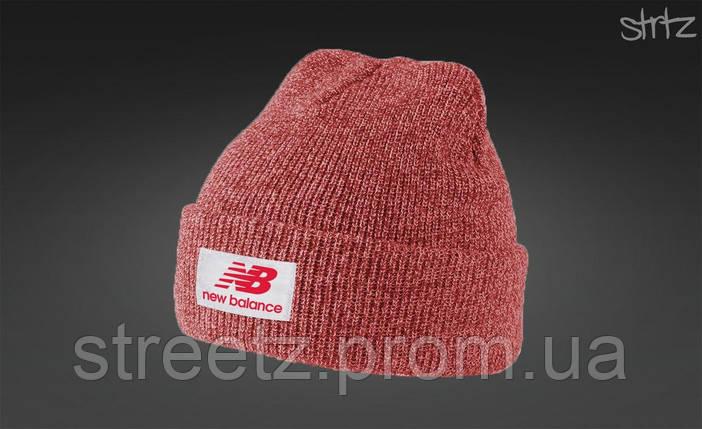 Зимняя шапка New Balance Melange Winter Beanie, фото 2