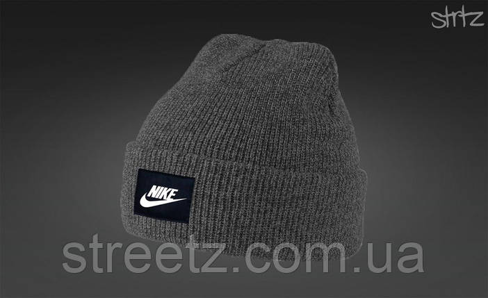 Зимняя шапка Nike / Найк, фото 2