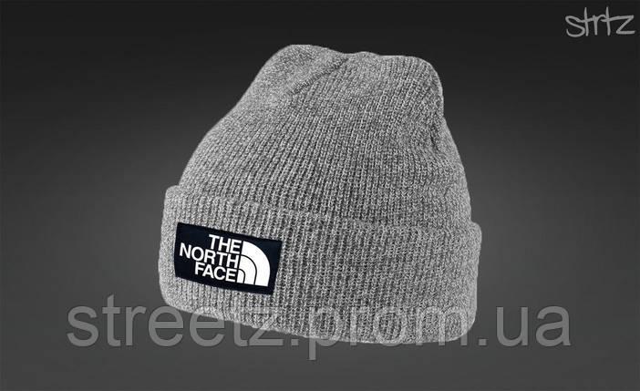 Зимняя шапка The North Face / Зе норс фейс, фото 2