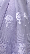 Тюль жаккард высота 1.2м KOBIK, фото 3