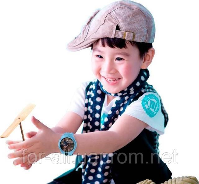 Оригинальные детские умные GPS часы Q360