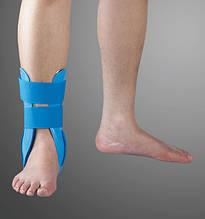 Ортез для сильної фіксації гомілковостопного суглоба з гелевими подушками OH-914, Ortop