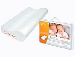 Ортопедическая подушка для детей KID КМ-08, Qmed, Польша