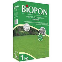 Удобрение Biopon для газонов со мхом 1 кг N10506668