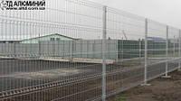 Забор сварной секционный 2х3 СТАНДАРТ