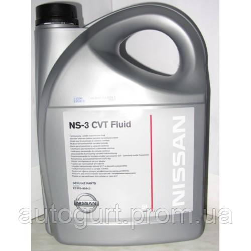 Nissan CVT Fluid NS-3 (5 л.)