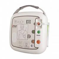 Дефибриллятор CU-SP1 укомплектован: сумка