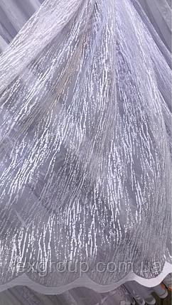 Тюль жаккард высота 1.6м TILDE, фото 2