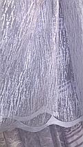 Тюль жаккард высота 1.6м TILDE, фото 3