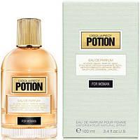 Женская Парфюмированная вода  Dsquared2 Potion for Woman  100 ml.   Лицензия