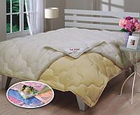 Одеяла Le Vele Double 195*215 см -2 шт нанофайбер кремовый