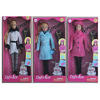 Кукла Defa Lucy, с зимней одеждой и аксессуарами, арт. 8293