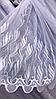 Тюль жаккард высота 1.6м ELA