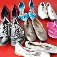 Обувь секонд-хенд весна/лето 1+2 сорт Код: BOTY M
